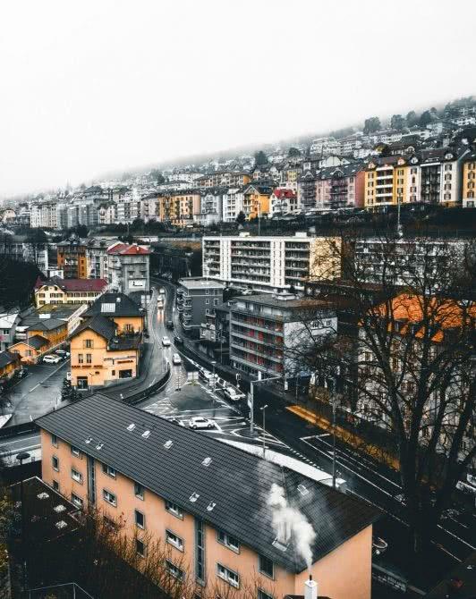 Microliving - alternatives Wohnen im Alter in der Schweiz